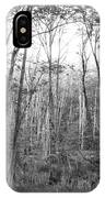 Pleasure Of Pathless Woods Bw IPhone Case