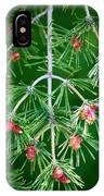 Plentiful Pine IPhone Case