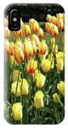 Plenty Of Tulips IPhone Case