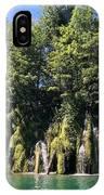 Plitvice Falls IPhone Case