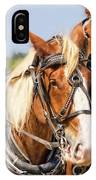 Plow Buddies IPhone Case