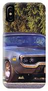 Plymouth Road Runner IPhone Case