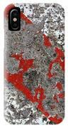 Pockmarked Concrete IPhone Case