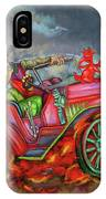 Poe Enjoy The Countryside IPhone Case