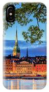 Poetic Stockholm Blue Hour IPhone X Case