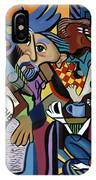 Poets Unleashed  IPhone Case
