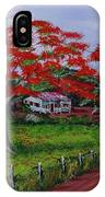 Poinciana Blvd IPhone Case