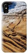 Point Lobos Abstract IPhone Case