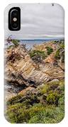 Point Lobos State Reserve IPhone Case