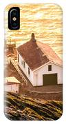 Point Reyes Lighthouse 2 IPhone Case