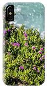 Point Reyes National Seashore Coast On Pacific Ocean IPhone Case