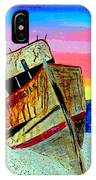 Point Reyes Wreck D2 IPhone Case