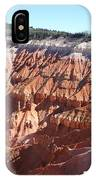 Point Supreme - Cedar Breaks IPhone Case