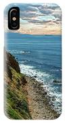Point Vincente Lighthouse IPhone Case