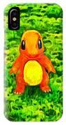 Pokemon Go Charmander - Da IPhone Case