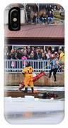 Polar Jump  IPhone Case