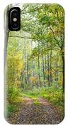 Polish Forest 2 IPhone Case