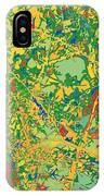 Pollack Green IPhone Case