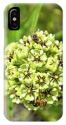Pollination Happening IPhone Case
