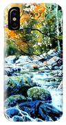 Polliwog Clearing IPhone Case