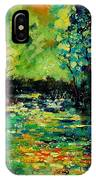 Pond 560120 IPhone Case