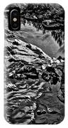Pond At Great Falls #4 IPhone Case