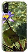 Pond Florals IPhone Case