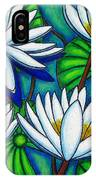Pond Jewels IPhone Case