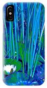 Pond Lily 6 IPhone Case