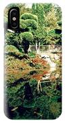 Pond Of Mirrors IPhone Case