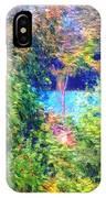 Pond Overlook IPhone Case