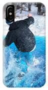 Pond Skimming IPhone Case