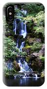 Pond Waterfall IPhone Case
