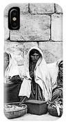 Ponfils 1898 Arab Women IPhone Case