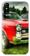 Pontiac Gto 029 IPhone Case