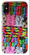 Poodles And Doggies And Fish Oh My IPhone Case
