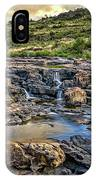 Pools And Waterfalls IPhone Case