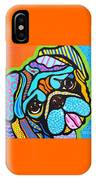 Pooped Pup IPhone Case