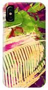 Pop Art Austin  IPhone Case