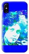 Pop Art Billy Joel IPhone Case