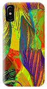Pop Art Cannas IPhone Case by Deleas Kilgore