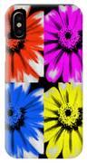 Pop Art Petals IPhone Case