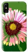 Pop Flower Work Number 23 IPhone Case