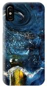 Pop The Champagne Top By Lisa Kaiser IPhone Case