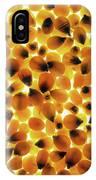 Popcorn Seeds IPhone Case