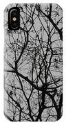 Popcorn Tree Budding IPhone Case