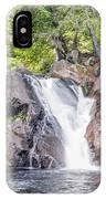 Poplar Stream Falls IPhone Case