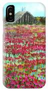 Poppies At Cedar Point IPhone Case