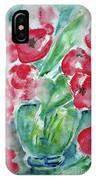 Poppies Celebration IPhone Case