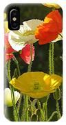Poppies IPhone Case
